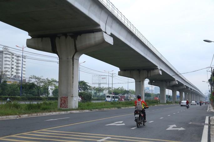 UBND TP HCM gỡ khó cho Ban Quản lý Đường sắt đô thị  - Ảnh 1.