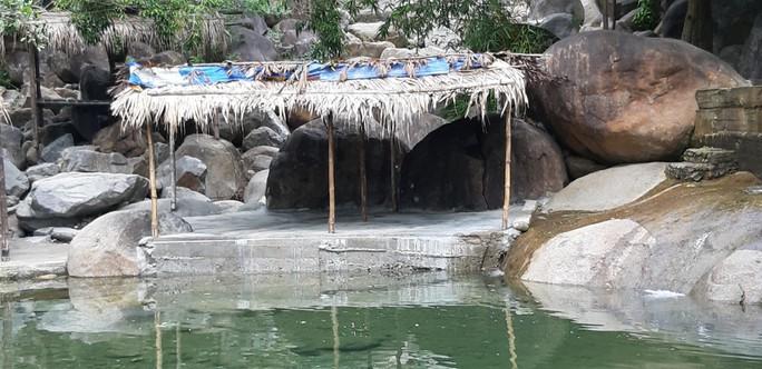 Đà Nẵng: Khu du lịch tiếp tục xây dựng trái phép trên Hải Vân - Ảnh 4.