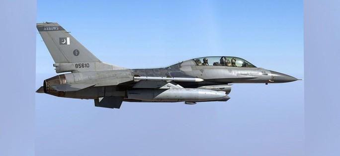 Pakistan dồn hết chiến đấu cơ F-16 tới biên giới Ấn Độ - Ảnh 1.