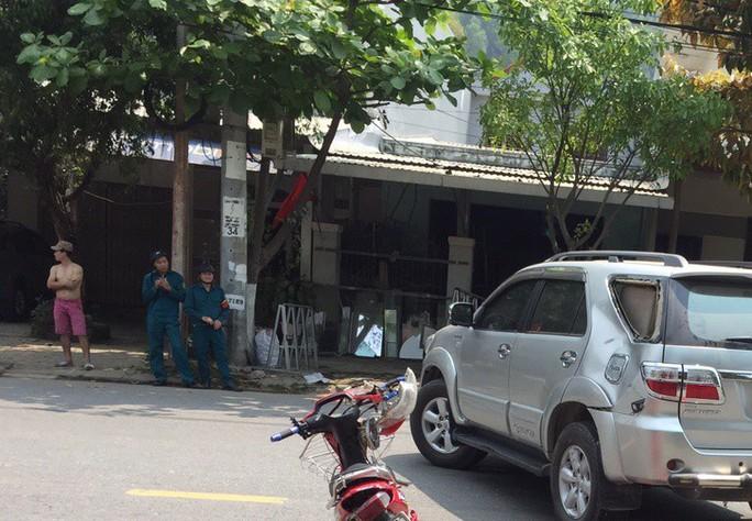 Đà Nẵng: Truy tìm xe máy gây tai nạn chết người rồi bỏ trốn - Ảnh 1.