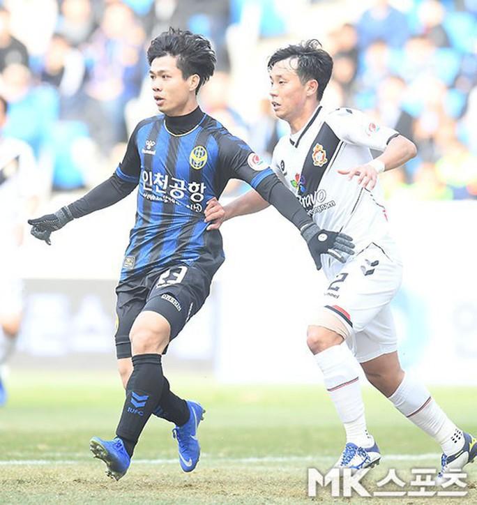 Công Phượng vào sân từ phút 65, không cứu được Incheon thua trận - Ảnh 1.