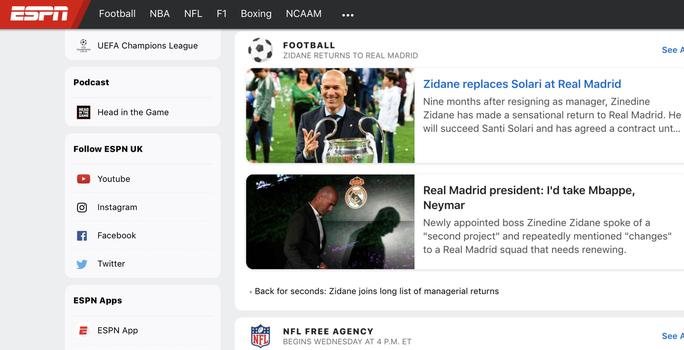 Báo chí thế giới ngỡ ngàng ngày Zidane trở lại Real Madrid - Ảnh 10.