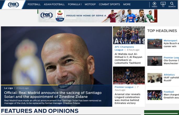 Báo chí thế giới ngỡ ngàng ngày Zidane trở lại Real Madrid - Ảnh 9.
