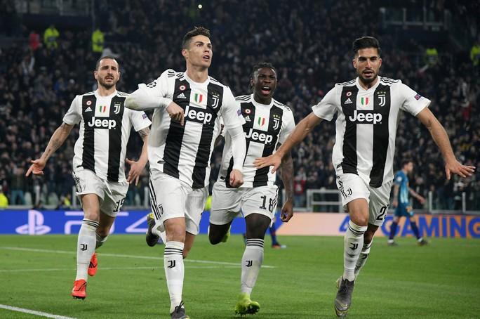 Ronaldo sắm siêu xe, không nhận lương 4 tháng ở Juventus - Ảnh 2.