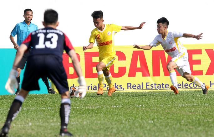 Hấp dẫn các cặp đấu ở bán kết Giải U19 quốc gia - Ảnh 3.