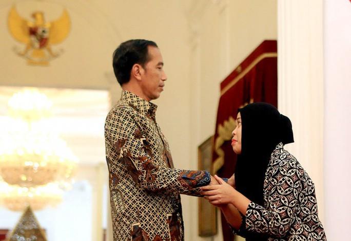 Vụ Kim Jong-nam: Nghi phạm Indonesia vẫn còn sốc - Ảnh 2.