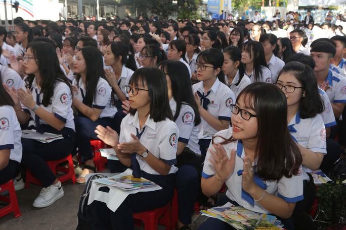 Đưa trường học đến thí sinh 2019 tại Bình Định, Khánh Hòa - Ảnh 1.