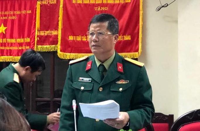 Sau vụ gian lận điểm thi, nhiều thủ khoa trường quân đội không đến nhập học - Ảnh 2.