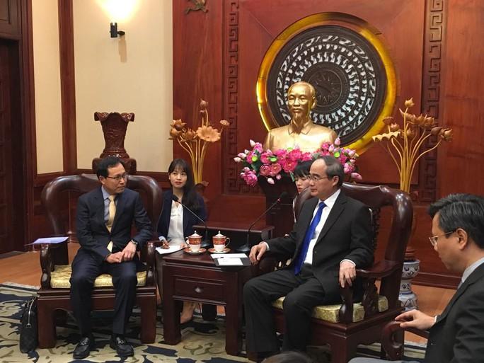 630 doanh nghiệp Việt tham gia chuỗi cung ứng của Samsung Việt Nam - Ảnh 1.