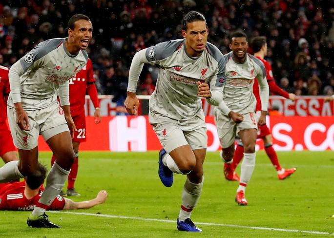 Tứ kết Champions League: Man United chạm trán Barca, Tottenham gặp Man City - Ảnh 6.