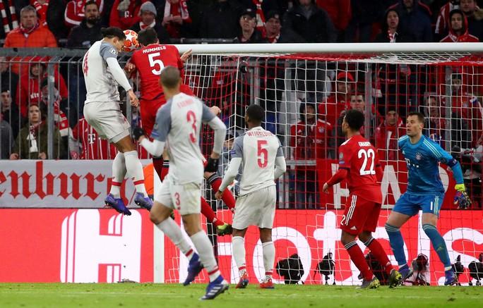 Hạ Bayern ở Hang hùm, Liverpool đoạt vé tứ kết ngỡ ngàng - Ảnh 6.