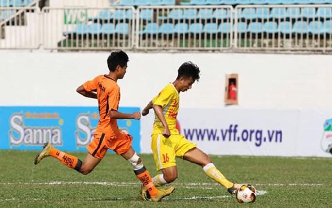 Thắng thuyết phục, Hà Nội, HAGL vào chung kết U19 quốc gia 2019 - Ảnh 1.