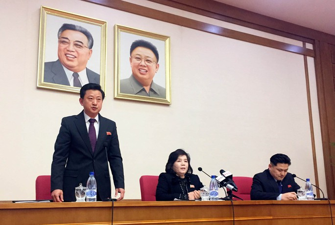 Đàm phán Mỹ - Triều Tiên lại gặp thử thách - Ảnh 1.