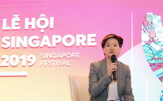 Mang Singapore thu nhỏ đến Hà Nội - Ảnh 1.