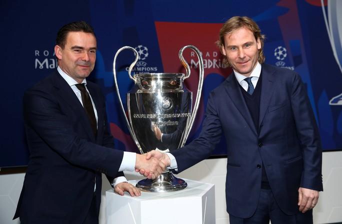 Tứ kết Champions League: Man United chạm trán Barca, Tottenham gặp Man City - Ảnh 4.