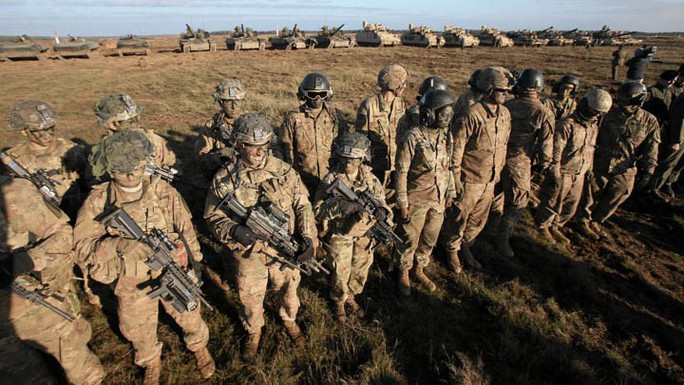 Mỹ tập trung vào mối đe dọa Trung Quốc - Ảnh 1.