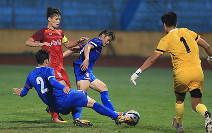 Thầy Park thử nghiệm đội hình ra sao trong trận thắng đậm Đài Loan? - Ảnh 1.