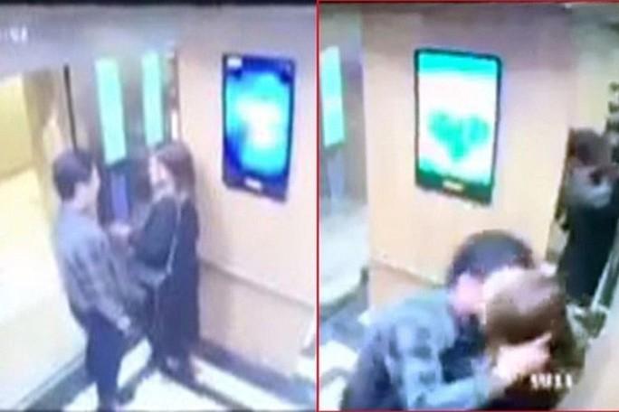Vụ sàm sỡ nữ sinh viên trong thang máy: Ông Đỗ Mạnh Hùng bị phạt 200.000 đồng - Ảnh 2.
