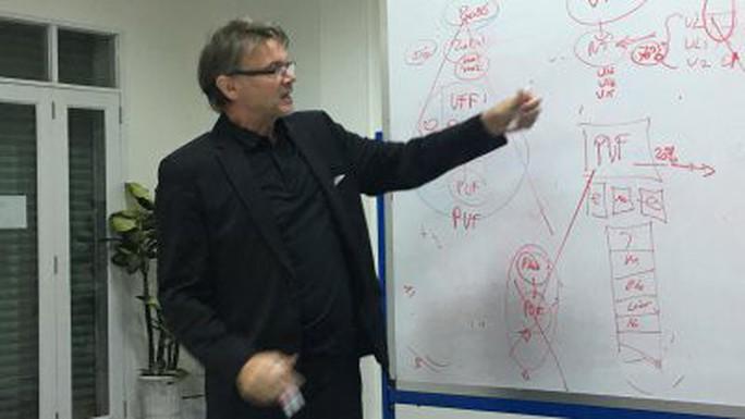 Từ Philippe Troussier nghĩ về bộ phận chuyên môn VFF - Ảnh 1.