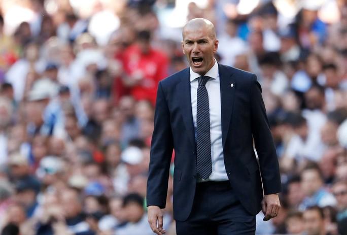 HLV Zidane muốn đưa De Gea về Real Madrid - Ảnh 2.