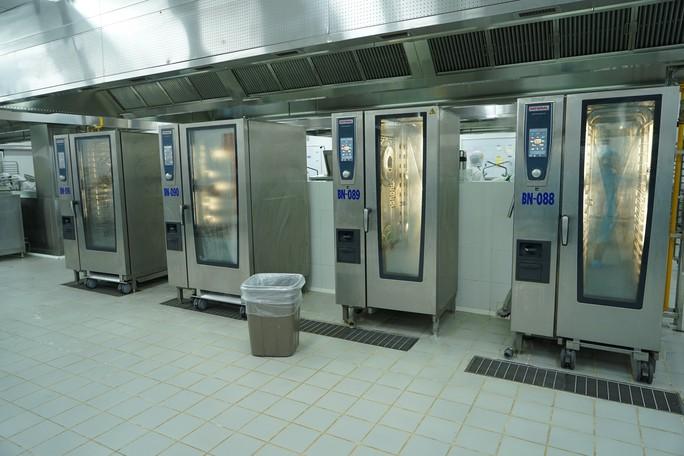 Khám phá bếp ăn đặc biệt làm 22.000 suất ăn/ngày cho các chuyến bay - Ảnh 17.
