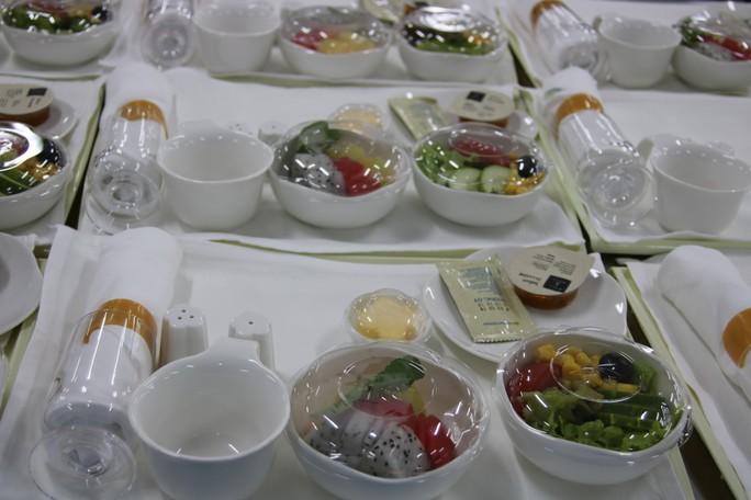 Khám phá bếp ăn đặc biệt làm 22.000 suất ăn/ngày cho các chuyến bay - Ảnh 11.