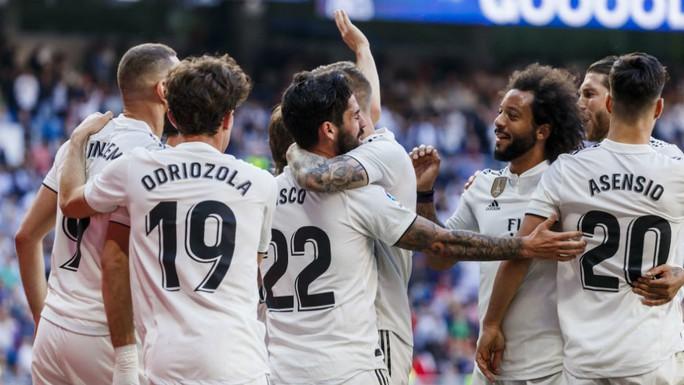 Zidane hồi sinh Real Madrid, Bernabeu dậy sóng - Ảnh 6.