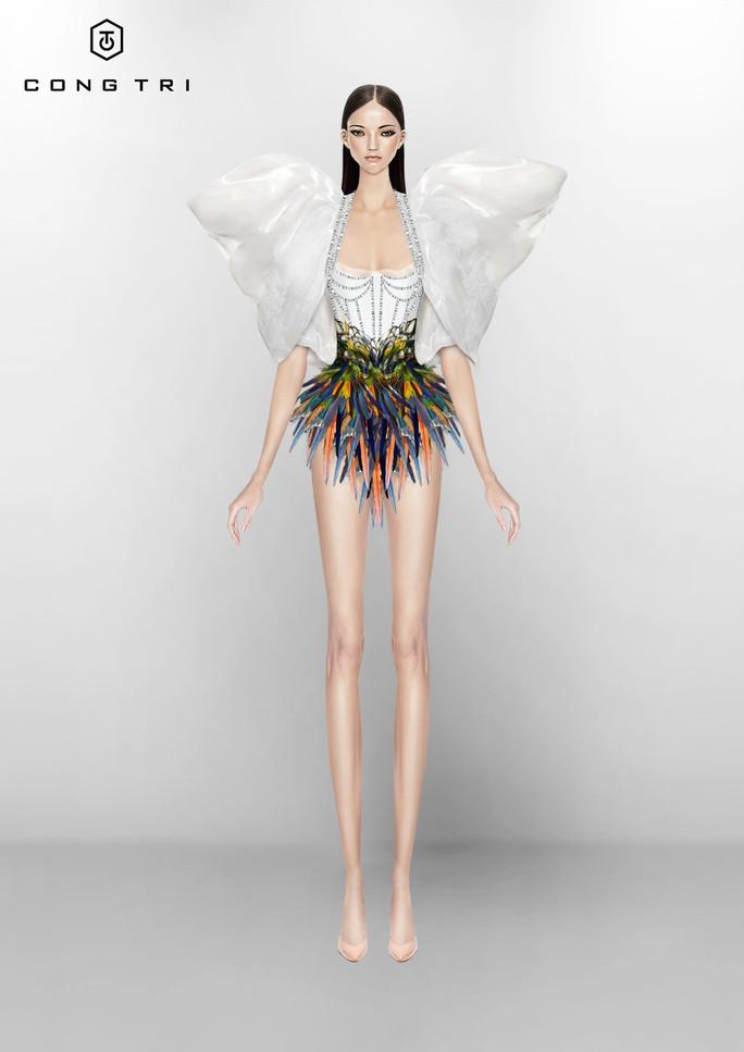 Rita Ora chọn trang phục Việt Nam cho tour diễn Phoenix - Ảnh 6.