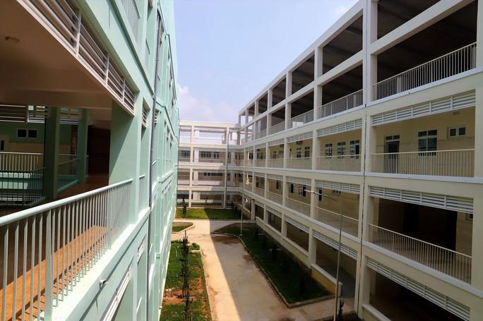 Bệnh viện II Lâm Đồng chậm tiến độ, đội vốn hơn 150 tỉ đồng - Ảnh 2.