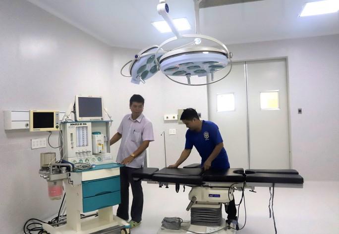 Bệnh viện II Lâm Đồng chậm tiến độ, đội vốn hơn 150 tỉ đồng - Ảnh 6.