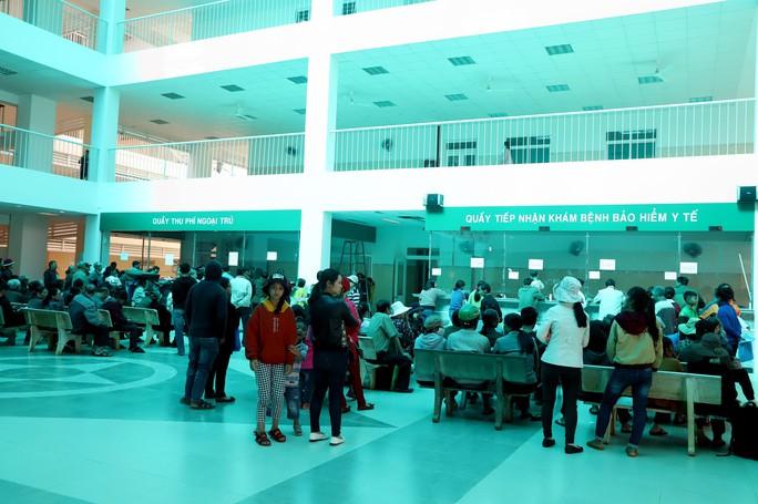 Bệnh viện II Lâm Đồng chậm tiến độ, đội vốn hơn 150 tỉ đồng - Ảnh 4.