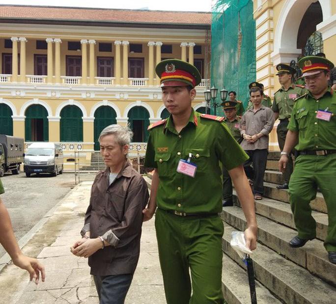 Y án sơ thẩm với 5 thành viên Liên minh dân tộc Việt Nam - Ảnh 1.