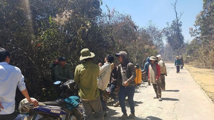 200 người đang chữa cháy rừng ở Gia Lai - Ảnh 2.