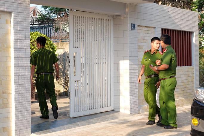Khám xét nhà nguyên giám đốc Sở Tài chính TP Đà Nẵng liên quan Vũ nhôm - Ảnh 1.