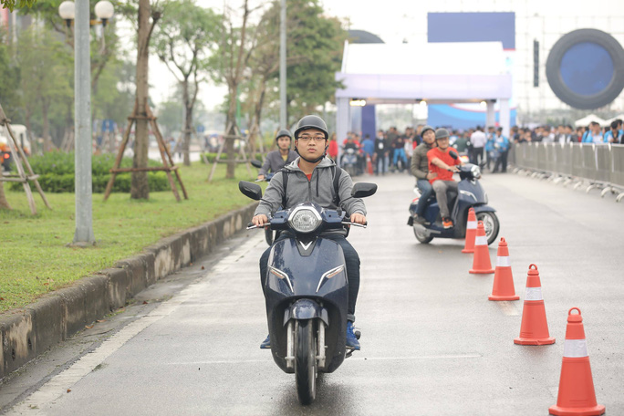 Phát động chiến dịch An toàn giao thông #3500 sinh mạng - Ảnh 4.