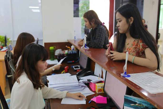 Rà soát người tham gia BHXH thông qua dữ liệu của cơ quan thuế - Ảnh 1.