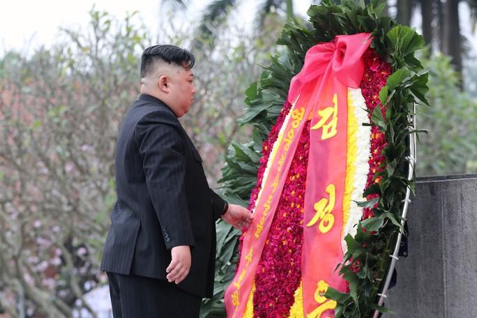 Chủ tịch Triều Tiên Kim Jong-un kết thúc chuyến thăm chính thức Việt Nam - Ảnh 1.