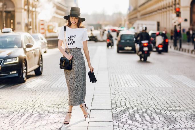 Hồ Ngọc Hà gợi cảm giữa Paris fashion week - Ảnh 5.