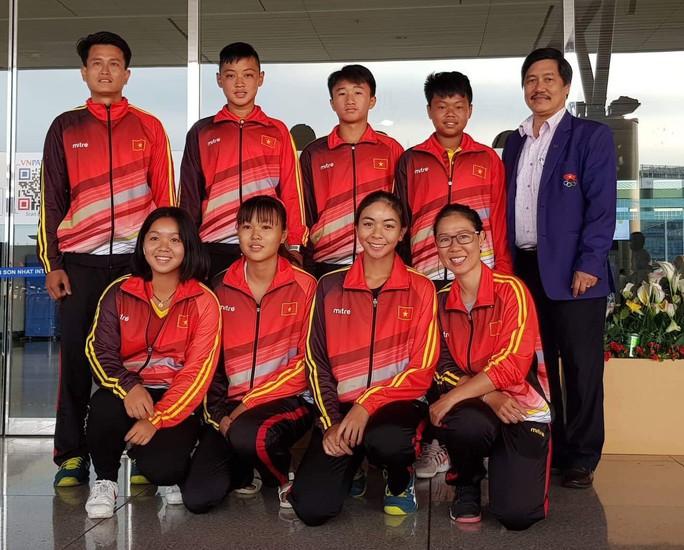Yên Tích cùng đồng đội dự Davis Cup, FED Cup - Ảnh 1.