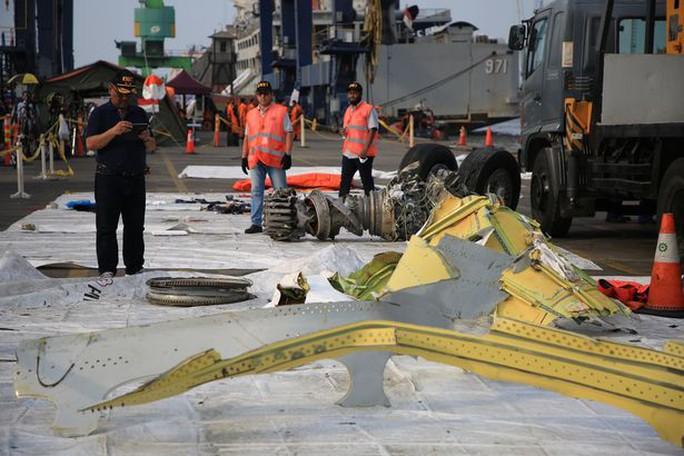 """Máy bay Boeing 737 Max 8 của Lion Air từng """"chết hụt"""" trước khi rơi - Ảnh 1."""