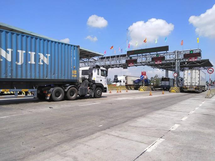 Giám sát công khai việc thu phí tại trạm BOT Ninh Lộc - Ảnh 2.