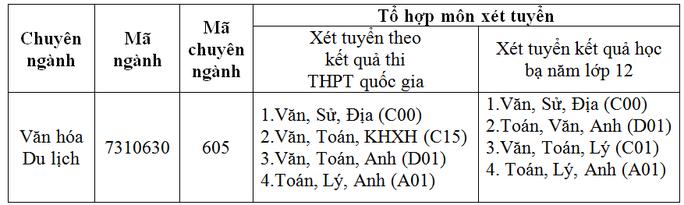 Giảng viên ngành Việt Nam học trăn trở nghiệp dạy học - Ảnh 4.