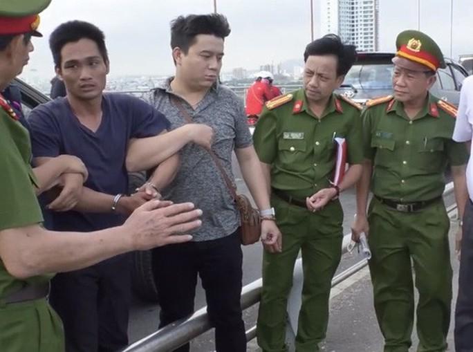Vụ  cha giết con vứt xác xuống sông Hàn: Công an 2 lần đề nghị khởi tố, VKS chưa phê chuẩn - Ảnh 1.