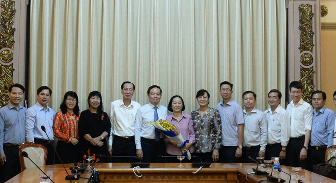 Phó Chủ tịch HĐND TP HCM Trương Thị Ánh nghỉ hưu theo chế độ - Ảnh 1.