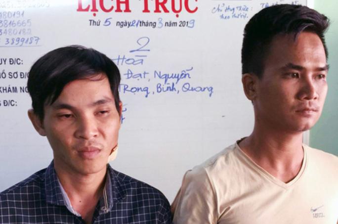 TP Biên Hòa: Hai công an viên bị đánh, đâm khi làm nhiệm vụ - Ảnh 1.