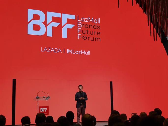 Lazada muốn biến các nhà bán hàng thành siêu doanh nghiệp điện tử - Ảnh 1.