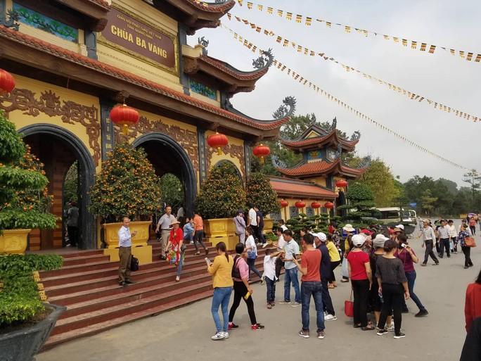 Ngày 21-3, chùa Ba Vàng vẫn rao giảng hiện tượng vong nhập, báo oán - Ảnh 1.