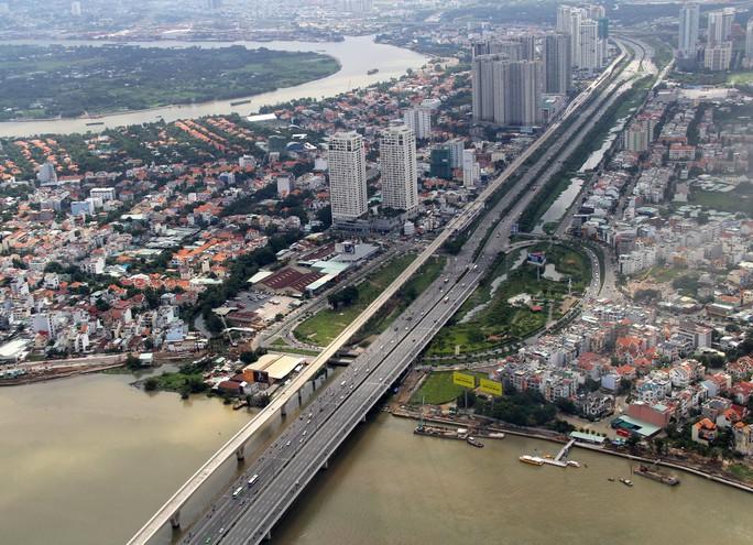 TP HCM tạm ứng hơn 2.150 tỉ đồng cho dự án metro số 1 - Ảnh 1.