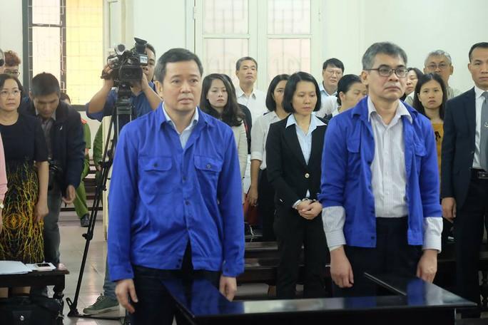 Cựu tổng giám đốc bị tuyên 3,5 năm tù trong khung hình phạt 20 năm tù đến chung thân - Ảnh 1.