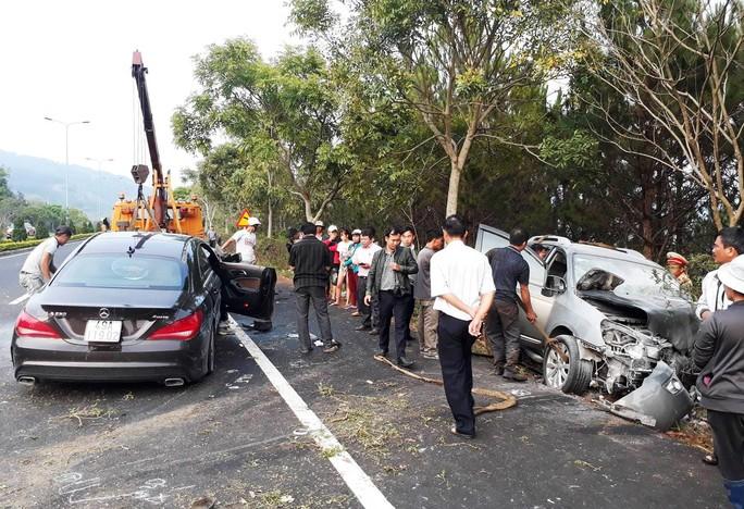 Tai nạn kinh hoàng trên cao tốc Liên Khương - Đà Lạt - Ảnh 2.
